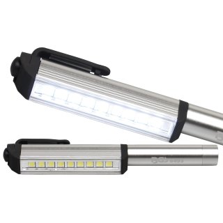 Aluminium-LED-Stift mit 9 LEDs BGS 8493