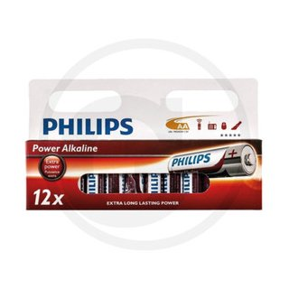PHILIPS BATTERIE AA